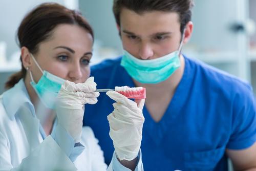 gesetzliche Krankenversicherung - Umfang der Versorgung des Versicherten mit Zahnersatz