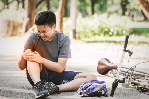 Anerkennung eines Fahrradsturzes als Arbeitsunfall