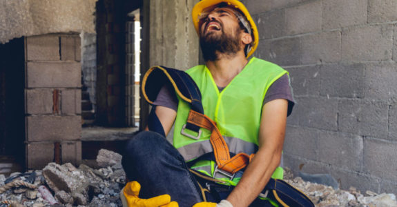 Gesetzliche Unfallversicherung - Arbeitsunfall