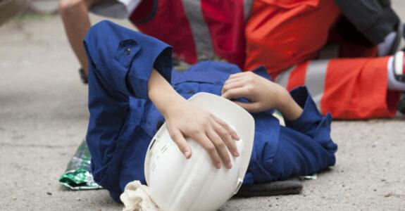 Arbeitsunfall - Beweislast Versicherter bei Geltendmachung von Unfallschäden