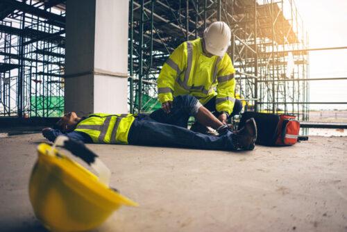 MdE-Bemessung - bei zwei voneinander unabhängiger Arbeitsunfälle