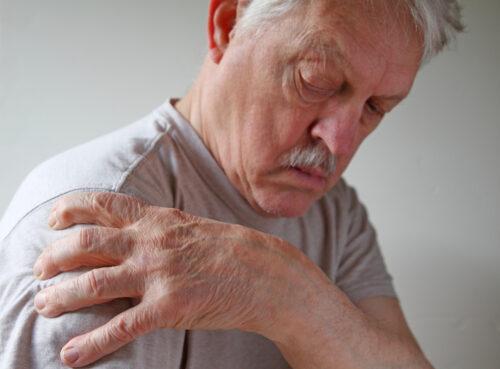 Rotatorenmanschettenruptur als Folge eines Arbeitsunfalls